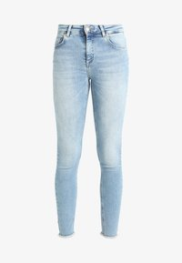 ONLY - Jeans Skinny Fit -  blue denim - 4
