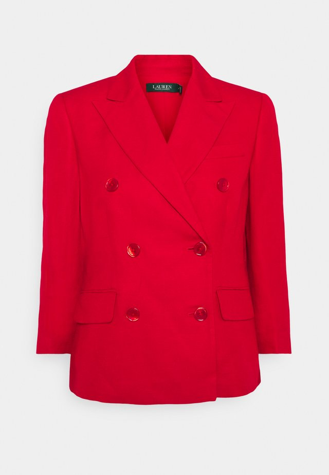 Blazer - orient red