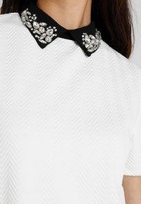 Morgan - Print T-shirt - off white - 3