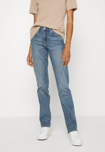 KENDAL - Jeans straight leg - medium indigo