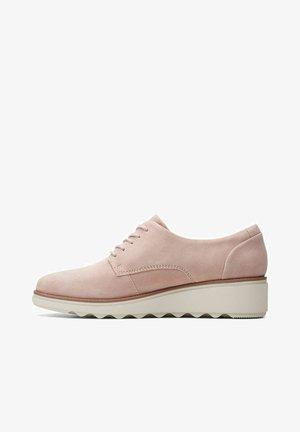 SHARON NOEL - Zapatos de vestir - pink
