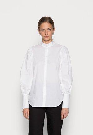 SAVANNAH OLYMPIA  - Button-down blouse - white