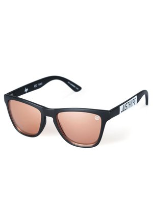 LOGO - Sunglasses - black