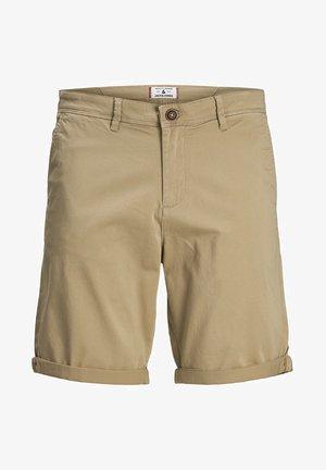 CHINOSHORTS KLASSISCHE - Shorts - khaki