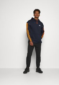 adidas Performance - Hoodie - legend ink/signal orange - 1