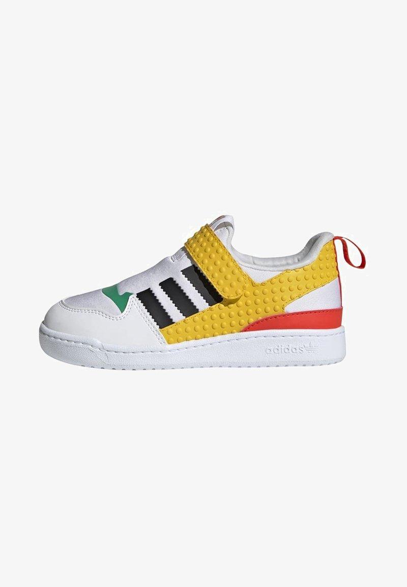 adidas Originals - FORUM 360 X LEGO SCHUH - Baskets basses - white
