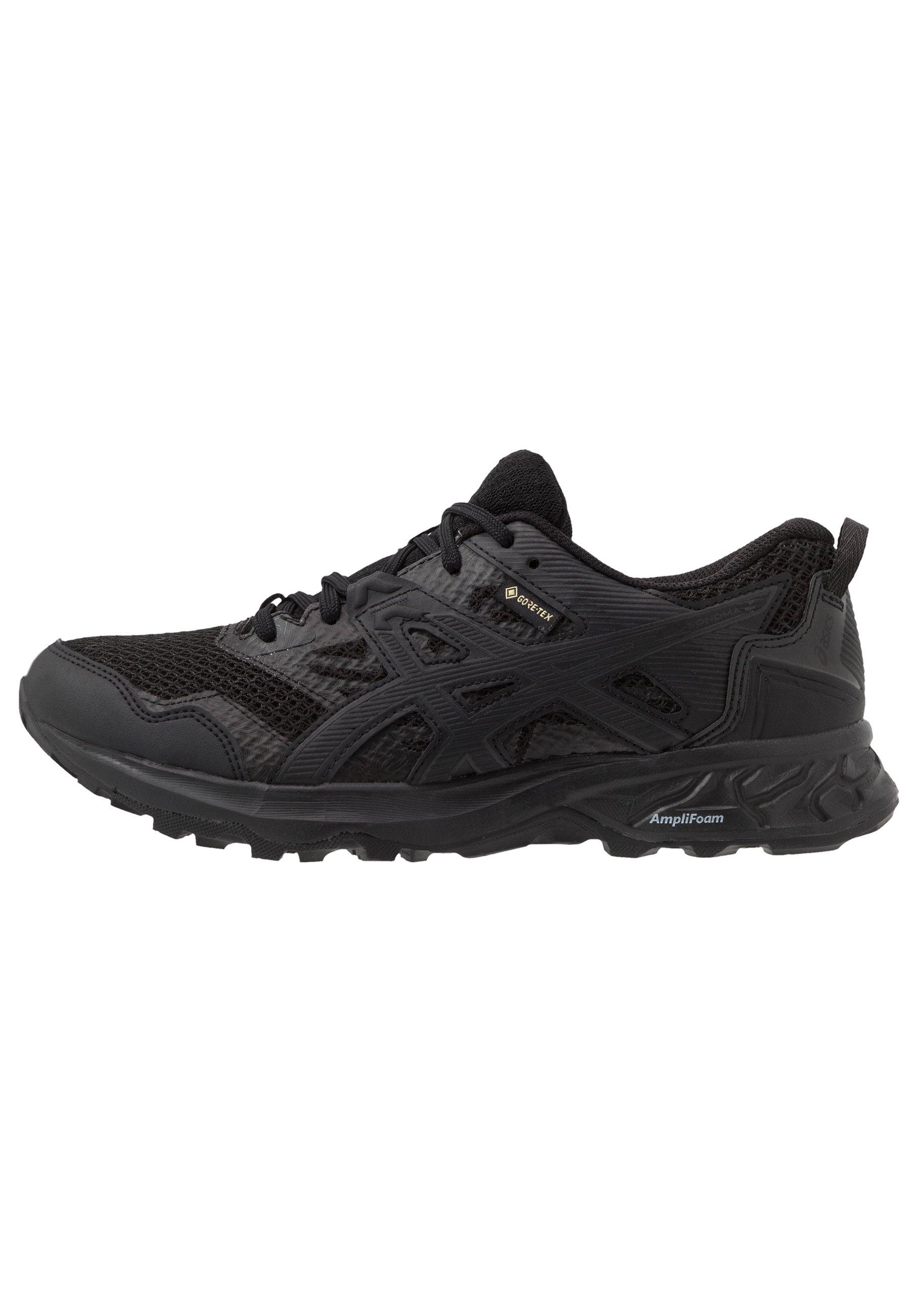 GEL-SONOMA 5 G-TX - Trail running shoes - black