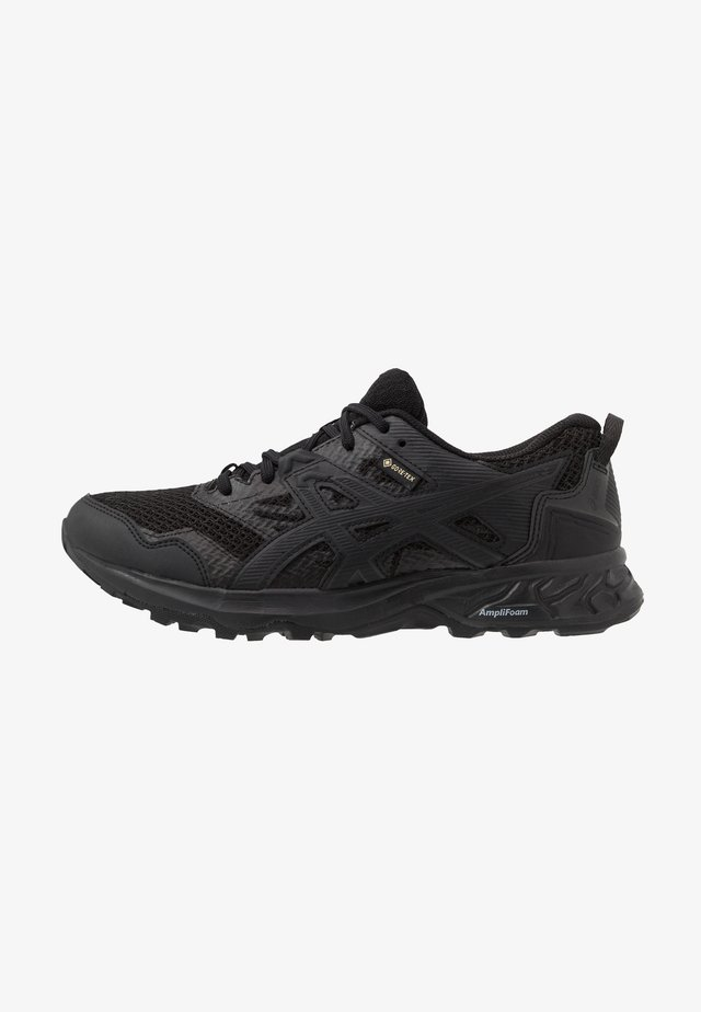 GEL-SONOMA 5 G-TX - Trail running shoes - black