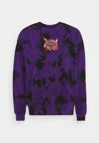 OVIE TIEDYDE  - Sweatshirt - lilac purple bright
