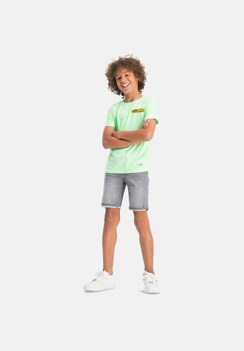 Vingino - Print T-shirt - fresh neon green