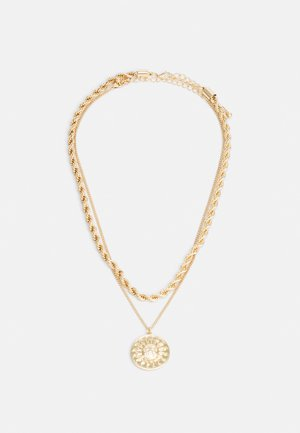 ISLA NECKLACE 2 PACK - Smykke - gold-coloured