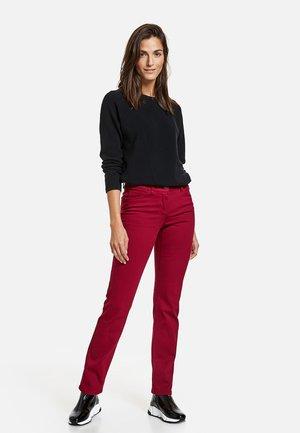 Pantaloni - merlot