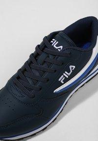 Fila - ORBIT - Trainers - dress blue / dazzling blue - 5