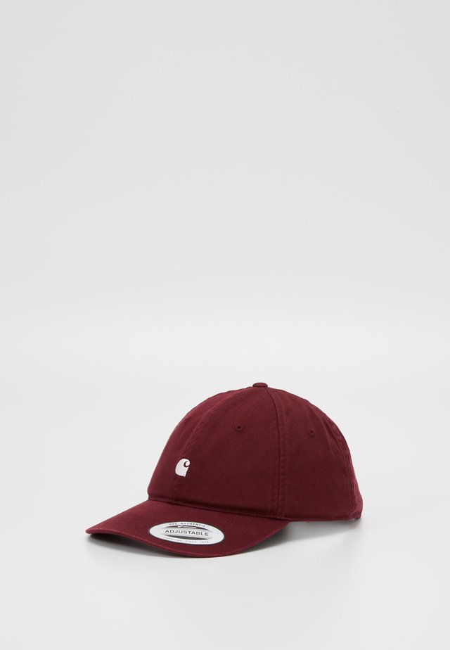 MADISON LOGO UNISEX - Pet - bordeaux