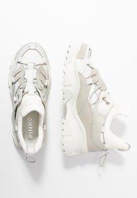 Pinko - CUMINO  - Trainers - bianco - 3
