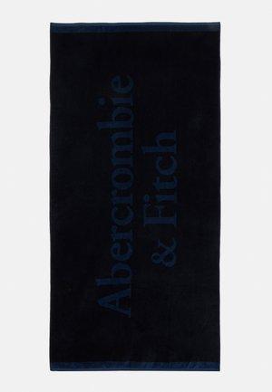 BEACH TOWEL - Strandhåndkle - navy blue