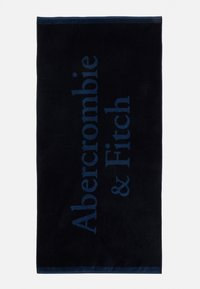 Abercrombie & Fitch - BEACH TOWEL - Telo mare - navy blue - 0