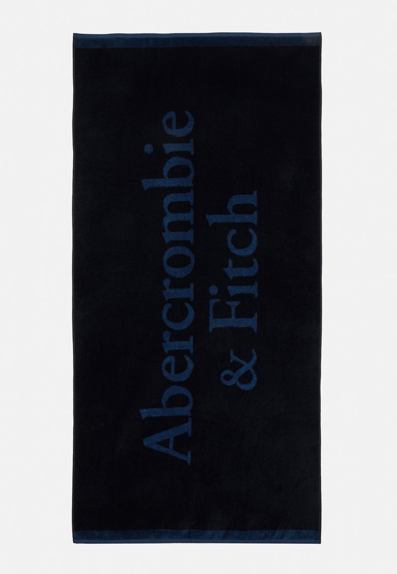 Abercrombie & Fitch - BEACH TOWEL - Telo mare - navy blue