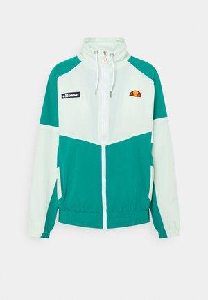 MALI TRACK - Training jacket - teal