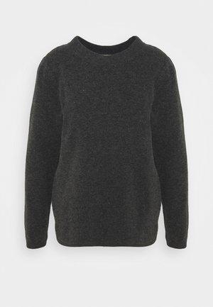SLFSTACEY  - Trui - dark grey melange