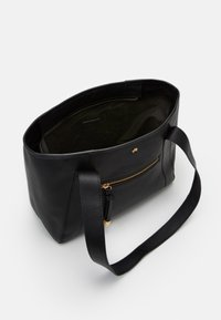 Anna Field - LEATHER - Tote bag - black - 2