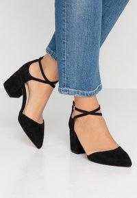 ALDO Wide Fit - BROOKSHEAR WIDE FIT - Decolleté - black - 0
