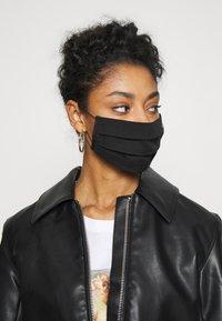 Escada - SOLID LOGO - Community mask - black - 1