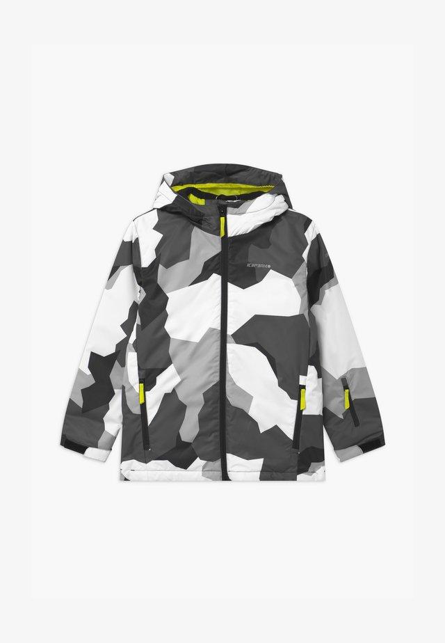 LOCKE  - Snowboardová bunda - black