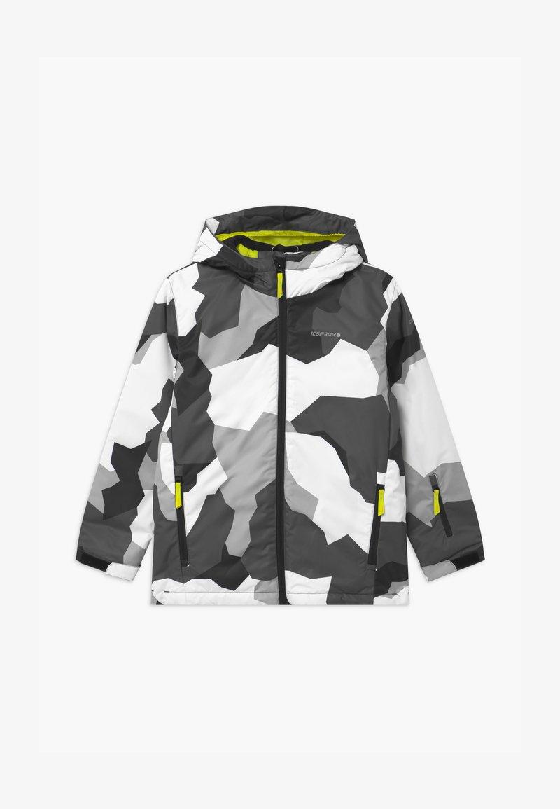 Icepeak - LOCKE  - Snowboardová bunda - black