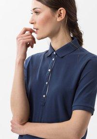 BRAX - STYLE CLEO - Polo shirt - indigo - 3