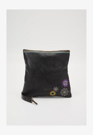 BOLS CARLINA MIAMI - Across body bag - marron oscuro