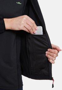 Jeff Green - ANNE - Fleece jacket - black - 4