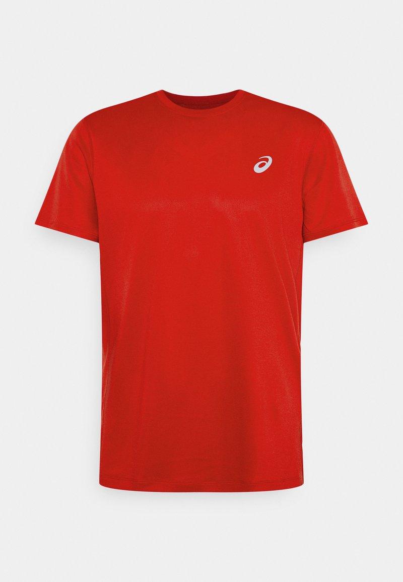 ASICS - CORE - Print T-shirt - classic red