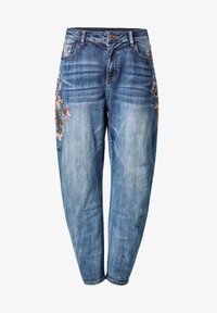 Desigual - Relaxed fit jeans - blue - 5