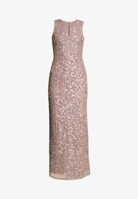 Lace & Beads - MAXI - Occasion wear - rose - 3