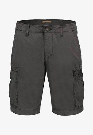 NOSTRAN  - Cargo trousers - anthrazit