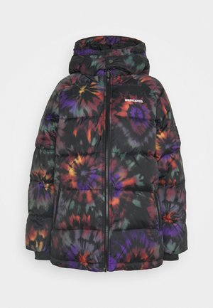 PUFFER JACKET BODEN TIE DYE - Winter jacket - multi color