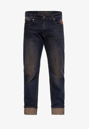 MIT COOLEM TINT WAS - Straight leg jeans - denim