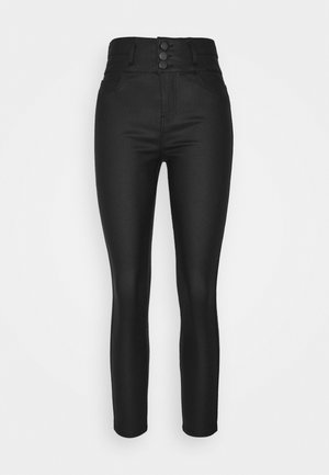 ONLORLEEN ULTRA ROCK - Trousers - black