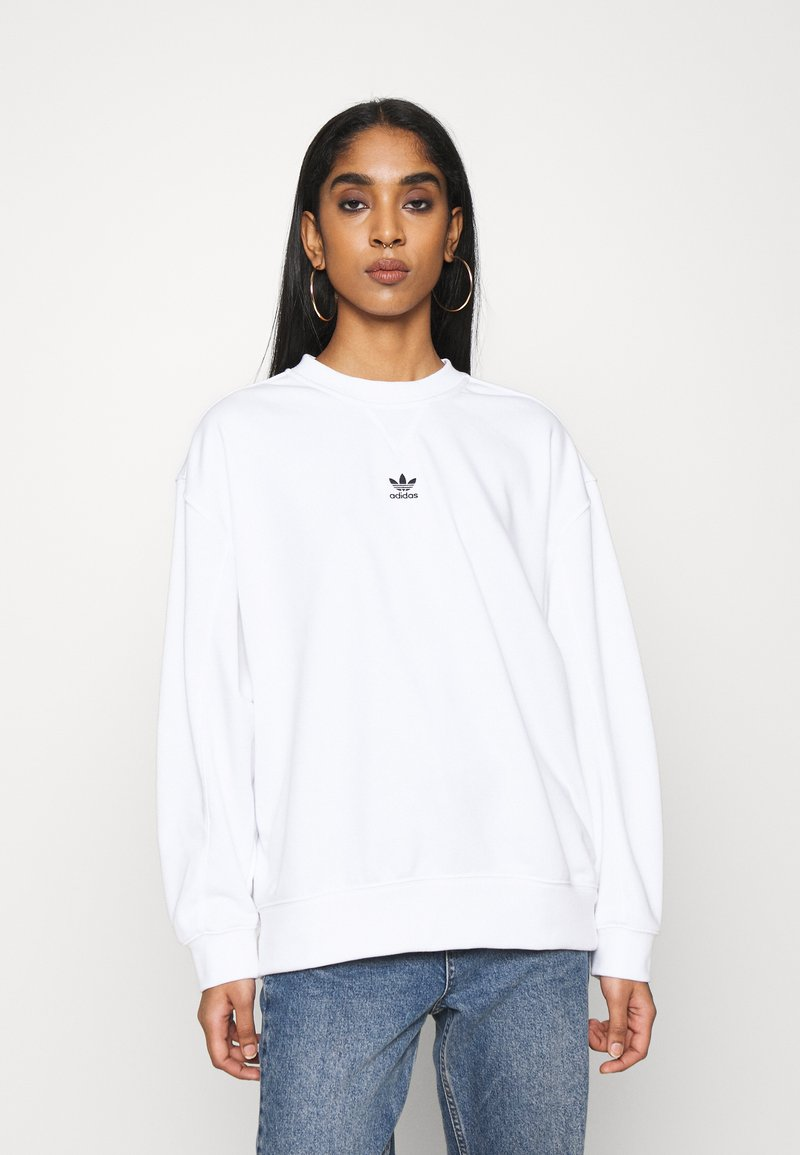 adidas Originals - Sweatshirt - white