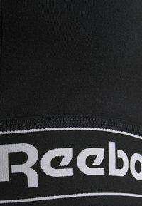 Reebok - LINEAR LOGO BRALETTE - Sports-bh'er - black - 2