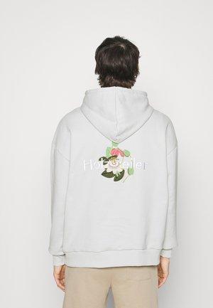 GARBERA HOODIE - Sweatshirt - light grey