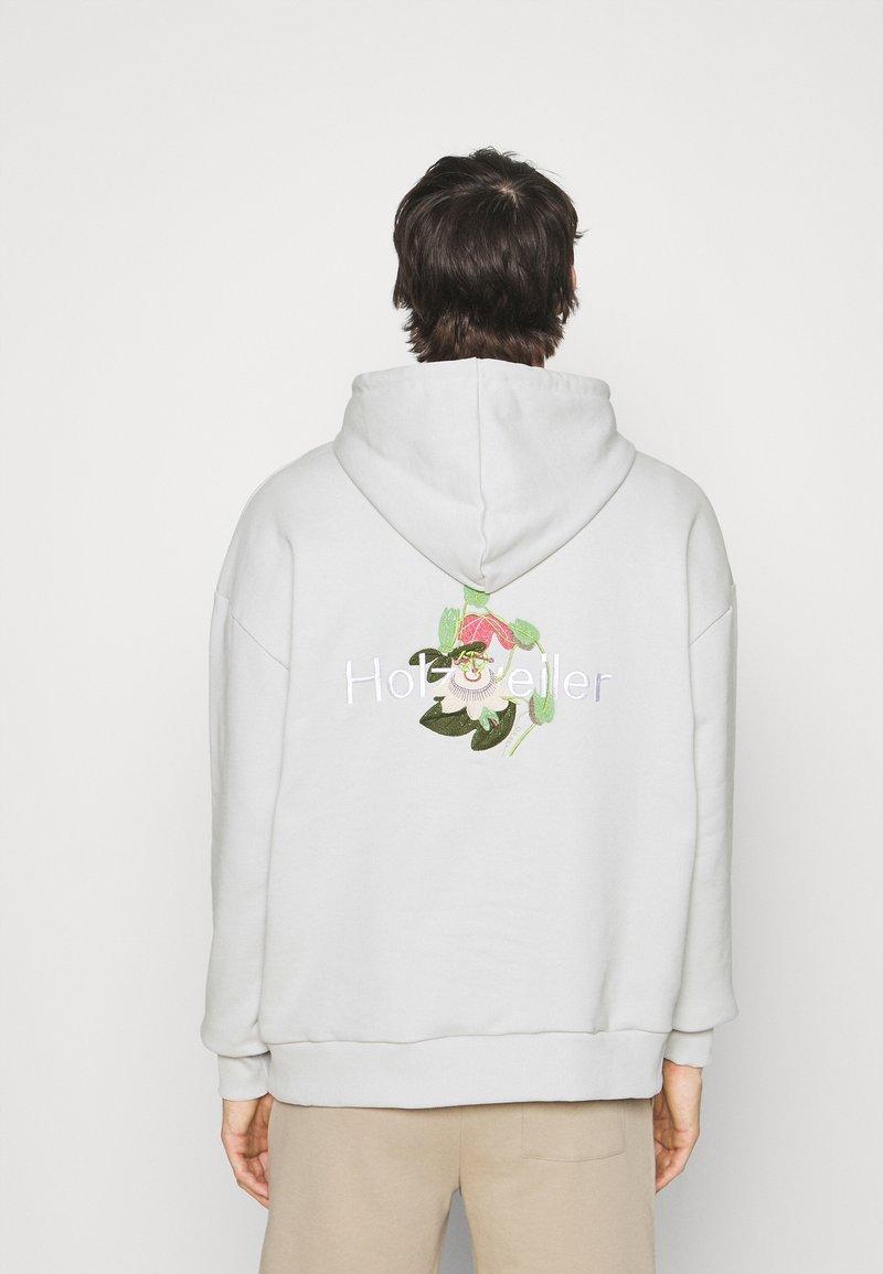 Holzweiler - GARBERA HOODIE - Sweatshirt - light grey