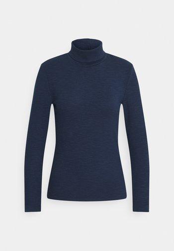 ONLJOANNA ROLLNECK - Long sleeved top - peacoat