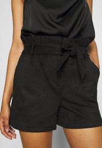 Vero Moda - VMSUMMER SABINA - Shorts - black - 5