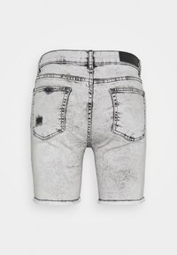 Nominal - HUGO  - Szorty jeansowe - white - 1