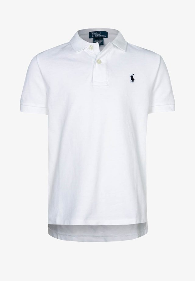 CLASSIC FIT - Polo shirt - white