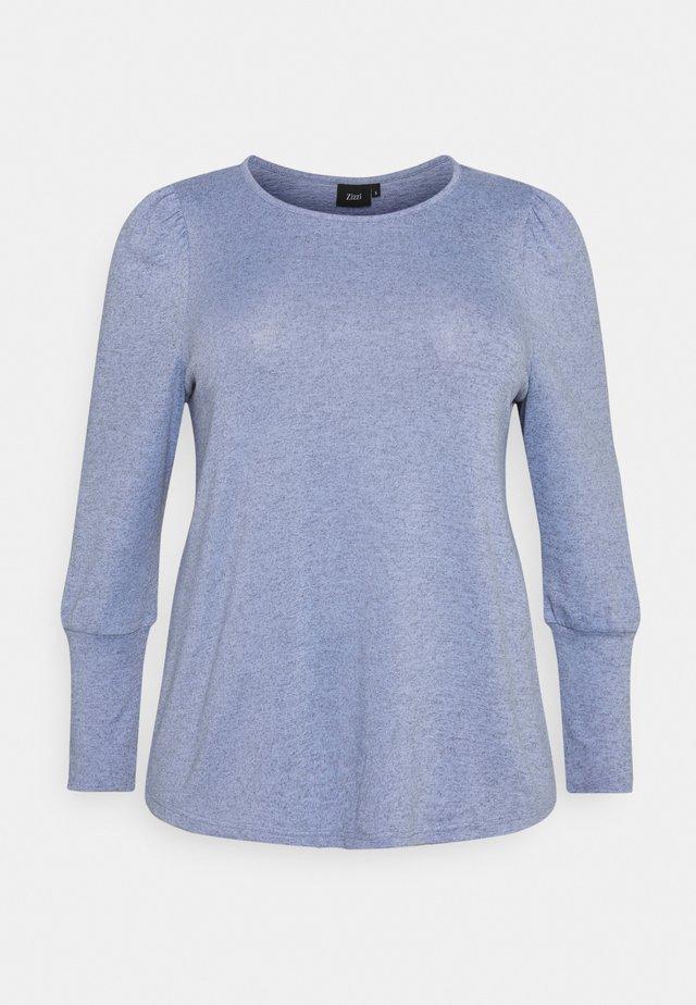 ELUCCA HIGH CUFF  - Pullover - lilac