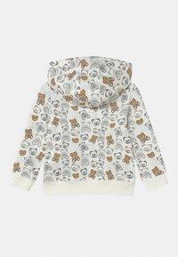 MOSCHINO - ADDITION UNISEX - Zip-up sweatshirt - cloud - 1