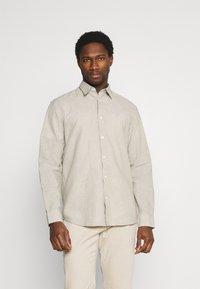 Selected Homme - SLHREGNEW SHIRT - Košile - crockery - 0